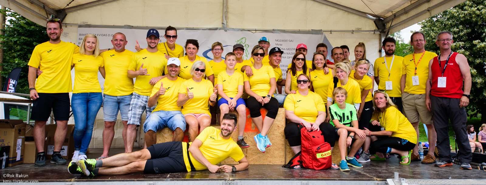 Maraton Savinja 2018 – Zahvala podpornikom