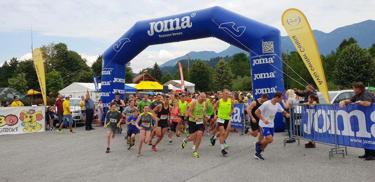Maraton Savinja 2018 – ciljno črto prečkalo 500 tekačev