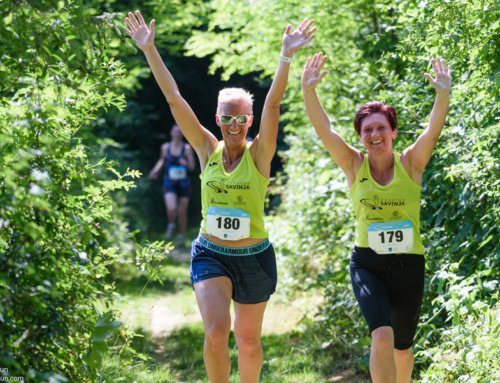 Maraton Savinja 2019: Vreme je poskrbelo za mnogo pretečenega znoja