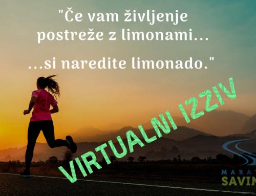 Virtualni Maraton Savinja 2020